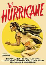 The Hurricane, Brand new factory sealed blu-ray 1937 Black & White Classic Movie