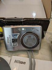 Nikon COOLPIX L14 7.1 MP Digital Camera - Silver