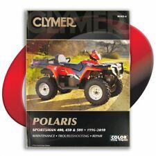 2001-2006 Polaris Sportsman 500 HO Repair Manual Clymer M365-4 Service Shop