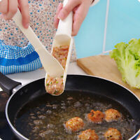 1PC Plastic Meatball Maker Spoon Burger Gadgets Home UK DIY Kitchen Cook To H5K0
