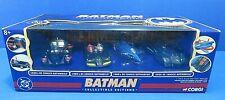 CORGI BATMAN COLLECTIBLE EDITIONS 1/43 Scale Die-Cast Vehicles ~ DC COMICS ~ NEW