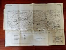 1949 Map Kansas River Protection Projects Reservoirs