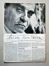 Lucio Fontana, Enzo Rossi Roiss, Ugo Mulas. Galleria Nucleo Arte, Bologna, 1978
