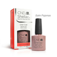 CND Shellac UV Gel Nail Polish - Satin Pajamas 0.25oz