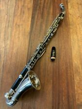 PreOwned SELMER,PARIS ALTO CLARINET - Nr. S4113 - Repadded PERFECT - Ships FREE