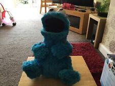 Sesame Street Cookie Monster Interactive Toy Count N' Crunch 1 COOKIE Hasbro