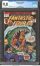 Fantastic Four #161 1975 CGC 9.8 - Roy Thomas story, Buckler/Sinnott cover/art