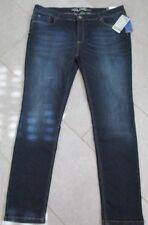 Cool Code Jeans Hose Modell Novara, blau Stretch leichte Used-Waschung Gr. 48