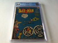 BATMAN 51 CGC 3.0 PENGUIN AD FOR SUPERBOY 1 DC COMICS