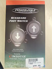 Power-Pole Wireless Foot Switch Standard (CM) shallow water anchor CMFSSTDPP