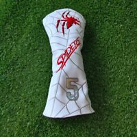 Red Spiders #5 Fairway Cover for Callaway Taylormade Ping Titleist Cobra  FW