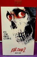 "Neca Evil Dead 2 Dead By Dawn Ultimate Ash 7"" Action Figure Walmart Exclusive"
