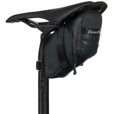 Lizard Skins Micro Cache Saddle Bag Jet Black Large Bike