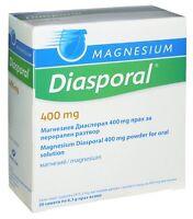 Magnesium Diasporal® 400 mg., granules for oral solution* ( 20 sachets )