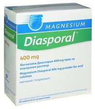 Magnesium Diasporal® 400 mg., granules for oral solution* ( 20 sachets )