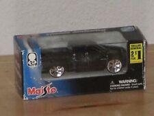 Maisto Transit Authority 2002 Dodge Ram Black Truck Scale 1:64 Brand New in Box