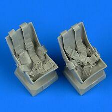 Quickboost 322191/32 Bucker Bu 131 Seats w/Seatbelts for ICM
