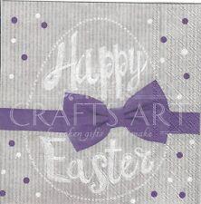 SEBTB080-M Bertie/'s Bows Happy Easter Print Grosgrain Ribbon