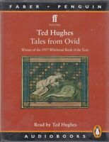 Ted Hughes Tales From Ovid 2 Cassette Audio Book Poetry FASTPOST