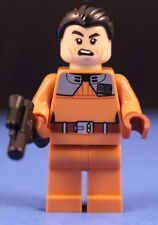 LEGO® STAR WARS™ REBELS 75158 COMMANDER SATO™ Minifigure + Blaster 100% LEGO