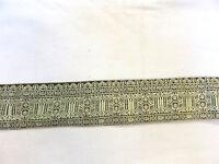 Antike indische Sariborte gold 400/6 cm antique saree borders braid Nr. 1760