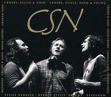 Crosby Stills & Nash Box Set - 4 DISC SET - Crosby Stills & Nash (2013, CD NEUF)