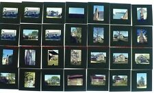 Lot of TWENTY EIGHT 1971 North Carolina BACHELOR FARM 35mm Slides