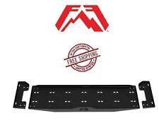 Fab Fours Rear Cargo Divider - Matte Black fits 07-18 Jeep Wrangler JK 4 Door
