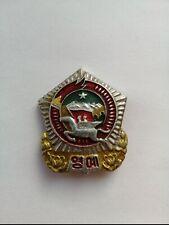 Badge Brosche DPRK North Korea  Chollima  천리마 pin Patriotic