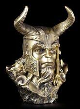 Viking Buste - Nordique Dieu Loki - ASEN Figurine by Willow Hall