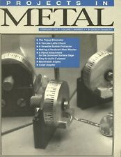 Projects in Metal Magazine Feb 1994 The Tripod Eliminator, Collet Adapter
