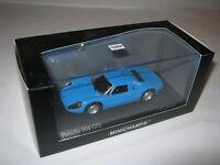 1:43 Porsche 904 GTS blau Lechler 1964 Minichamps 400065720 OVP new 1 of 1584