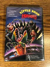 LITTLE SHOP OF HORRORS DVD BRAND NEW SEALED 1986 MUSICAL COMEDY MOVIE 80'S FILM
