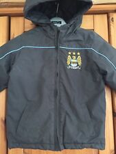 Manchester City Kids Padded jacket Coat for boys  or girl size 4/5 years