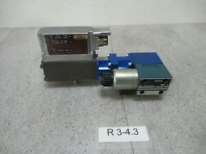Rexroth Zdrebe 6VP4X-10/250YG24K0B5M Hydraulic Valve Rexroth 0811402181