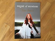 Tori Amos Night of Hunters tour book programme memorabilia merch
