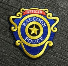 Resident Evil Raccoon City Police Officer Iron on Patch (95mm)