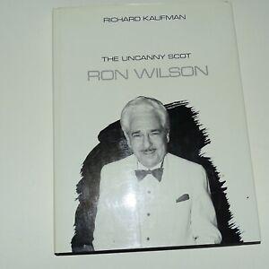 THE UNCANNY SCOT RON WILSON SCARCE