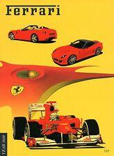 "2010 FERRARI OFFCIAL MAGAZINE JAHRBUCH ""11"" SA APERTA 458 CHALLENGE  GTO 3774/10"