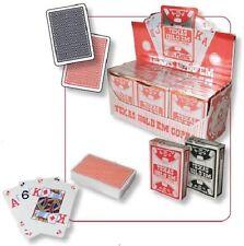 Baraja naipes Copag Poker 100 Plastico EPT dorso azul
