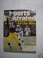 1997 Green Bay Packers - Sports Illustrated Magazine