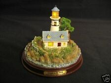 Thomas Kinkade A Light in the Storm Miniature
