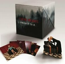Twin peaks: from z to a integrale COFFRET  V. FRANCAISE 21 blu ray SOUS CELLO