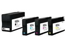 Ink Cartridge for HP 950XL/951XL(4-color) Officejet Pro 8600 Plus