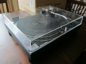 Technics Sl-1210GR Direct Drive Turntable - Black Boxed Immaculate