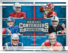 2019 Panini Contenders NFL Football Veteran Base Team Sets - QTY Available