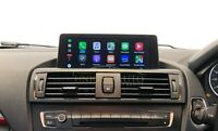 "Wireless Apple CarPlay Camera Interface BMW F15 X5 8.8"" 10.2"" 13-16 NBT"