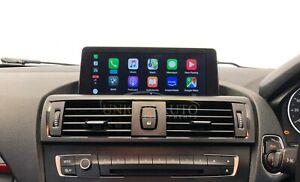 "Wireless Apple CarPlay Camera Interface BMW F20 1 2 series 8.8"" 10.2"" 13-16 NBT"