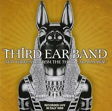 Third Ear Band - New Forecasts from the Third Ear Almanac [New CD]