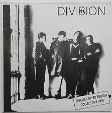 "Joy Division - S/T 12"" EP aka ""Collector's Item / No Love Lost"" Ideal For Living"